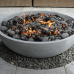 Propane fire pits: Tips for choosing, placement and use