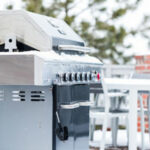 Stretch your outdoor entertainment season with propane outdoor living appliances